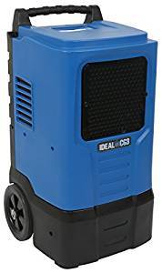 • Ideal-Air Dehumidifier | 170 Pint | Commercial Grade, Portable, Display w/ Dehumidistat and Timer Included - Perfect for home, garage, basement, shop, marine and RV applications - UL Listed