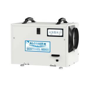 AlorAir Basement / Crawlspace Dehumidifiers