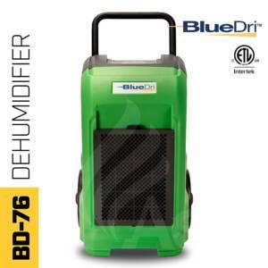 BlueDri BD-76-GREEN 76-Pint